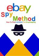 ebay spy method - How To Find a Product For Dropshipping